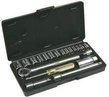 Top Tools Komplet kluczy nasadowych 21 sztuk