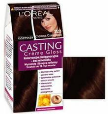Loreal Casting Creme Gloss 323 Ciemna czekolada