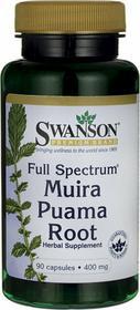 SWANSON Full Spectrum Muira Puama 400mg 90 szt.