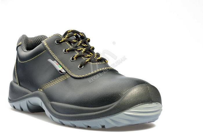 Kegel-Błażusiak obuwie Półbut roboczy bezpieczny S3 SRC WORK czarny