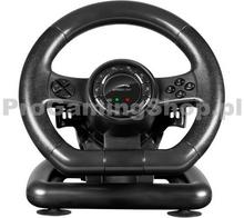 Speed Link Black Bolt Racing Wheel for PC Black