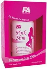Fitness Authority Pink Slim 120kaps.