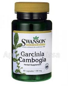 SWANSON Garcinia cambogia - 60 szt.