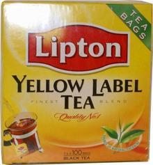 Lipton YELLOW LABEL herbata ekspresowa SPRZEDAŻ HURTOWA , Wysyłka 24h