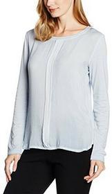 Brax Bluzka z długim rękawem BRAX CLARISSA dla kobiet, kolor: niebieski, rozmiar: 38 B01IG450Y2