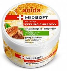 Anida medisoft naturalny peeling cukrowy do ciała 300 ml