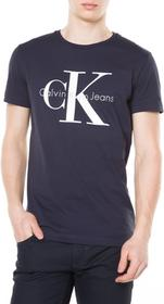 Calvin Klein T-shirt Niebieski XL