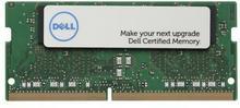 Dell Pamięć RAM 8GB DDR4 2133MHZ 2RX8 SODIMM ECC (A8860719)