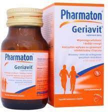 Pharmaton Geriavit 100 szt.
