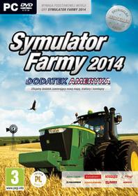 Symulator Farmy 2014: Dodatek Ameryka PC