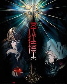 Death Note duo Plakat