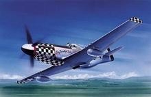 AirFix North American P51D Mustang