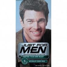 Just For Men Ciemny brąz H-45 odsiwiacz do włosów. szampon koloryzujący dla mę