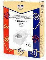 Zelmer K&M worki papierowe Z07 2000 - 5szt.