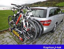 Westfalia Witter Bagażnik rowerowy Witter ZX504  na 4 rowery ZX504