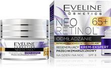 Eveline Neo Retinol 65+ Regenerujący przeciwzmarszczkowy krem ekspert do twarz