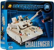 Cobi Electronic Czołg Challenger Piaskow 21901