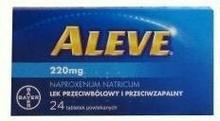 Bayer Aleve 220mg 24 szt.