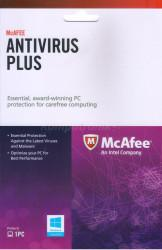 McAfee Anti-Virus Plus Activation Card INTEL licencja na rok ESD