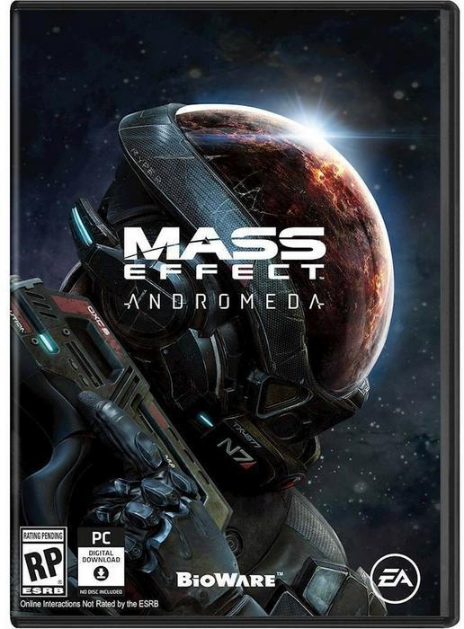 Mass Effect Andromeda Deep Space Pack DLC EU
