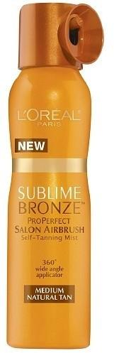 Loreal Sublime Bronze Self-Tanning Mist Samoopalacz spray