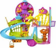 Mattel Przygoda Polly na ścianie - Centrum Handlowe Y7126