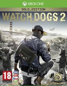 Watch Dogs 2 Gold Edition PL XONE