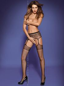 Obsessive Garter stockings S502