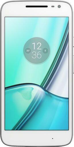 Lenovo Moto G4 Play 16GB Dual Sim biały