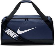 Nike Torba sportowa Brasilia M Duff Granatowa BA5334 410)