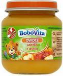 Nutricia BOBOVITA BoboVita Owoce Jabłka z dynią po 4 miesiącu 125 g