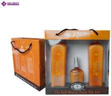 Dancoly Angel New pack zestaw zestaw kosmetyków do włosów 500ml + odżywka 500ml + spray DRY 80ml, NE