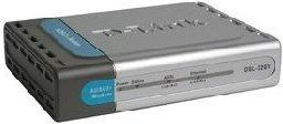 D-LINK  DSL-320T ADSL2+ Annex A Ethernet modem [DSL-320T]