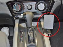 Brodit AB dla Clip do Honda HR-V 2016- 835120