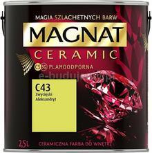 Magnat CERAMIC 2.5L - ceramiczna farba do wnętrz - C43 Zwycięski aleksandryt