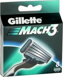 Gillette Wkłady do maszynki Mach 3 8szt