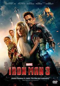 Iron Man 3 DVD) Shane Black