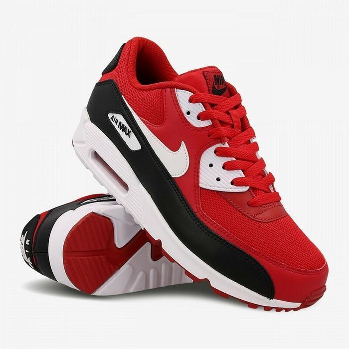 air max czerwono czarne