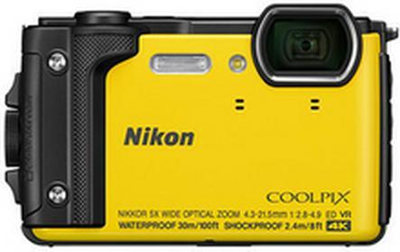NikonCOOLPIX W300 żółty