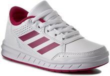Adidas Buty AltaSport K BA9543 Ftwwht/Bopin