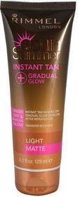Rimmel Sun Shimmer Instant Tan Medium Matte Samoopalacz 125ml