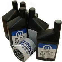 MOPAR Filtr oleju + olej 10W30 Dodge Durango