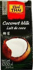 Real Thai mleko kokosowe 1l