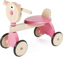 Scratch Pojazd drewniany kotek 6181404