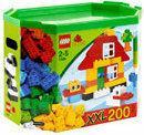 LEGO Duplo - Duży zestaw klocków XXL 5588