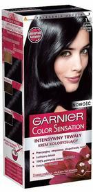 Garnier Color Sensation 1.0 Głęboka onyksowa czerń