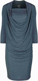 Bench sukienka Persuade Dark Teal Marl BL181X)