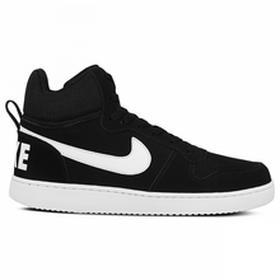 Nike Court Borough Mid 838938-010 czarny