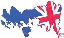 Consalnet Naklejka Anglia SPN105WS
