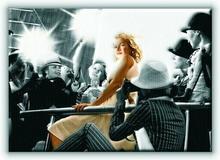 Superstar & paparazzi - Obraz na płótnie